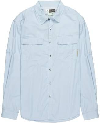Exofficio BugsAway Halo Stripe Long-Sleeve Shirt - Men's