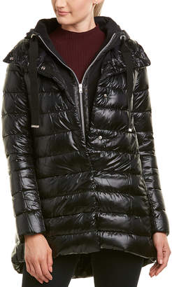 Herno Hooded Down Puffer Jacket