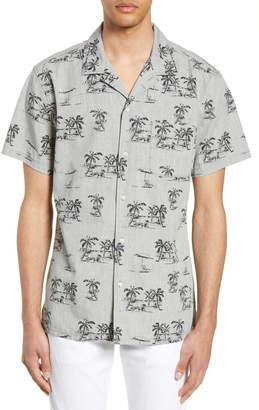 Life After Denim Byron Bay Regular Fit Print Shirt