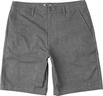 RVCA Men's Back in Hybrid Short