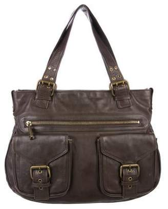 Marc Jacobs Leather Stella Tote Brown Leather Stella Tote