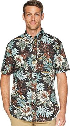 Reyn Spooner Men's Vintage Hawaiian Tailored Fit Shirt