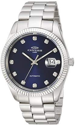Oniss Paris ' Allure-X Collection' Japanese Automatic Stainless Steel Dress Watch