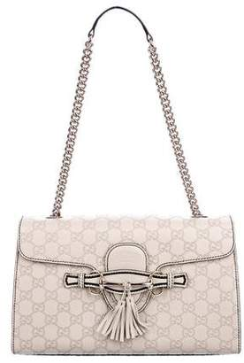 Gucci Guccissima Medium Emily Bag