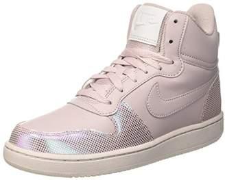 sale retailer 67093 c6e3c ... Nike Women s WMNS Court Borough Mid Se Gymnastics Shoes, Pink Particle  Rose-va 601