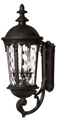Hinkley Lighting Windsor 3-Light Outdoor Sconce Hinkley Lighting
