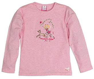 Prinzessin Lillifee Girl's L Longsleeve Lilifee Reh Pyjama Bottoms