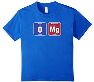 OMG Funny Element Periodic Table Oxygen Magnesium T Shirt