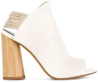 3.1 Phillip Lim Drum slingback sandals