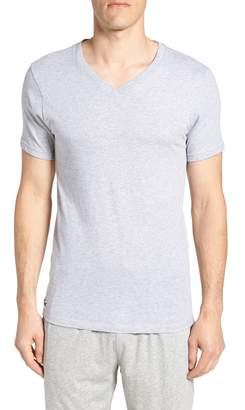 Lacoste 3-Pack Slim Fit V-Neck T-Shirts