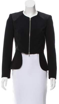 Prabal Gurung Structured High-Low Jacket