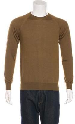 Prada Cashmere & Silk Sweater