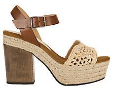 Castaner Mia Platform Sandals $355 thestylecure.com