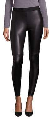 Bailey 44 Stevie Faux Leather-Front Leggings