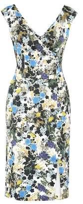 Erdem Cotton-blend floral dress