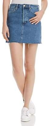 Joe's Jeans The Bella Denim Mini Skirt in Alaia