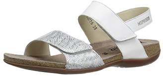 Mephisto Silver Women s Sandals - ShopStyle 623333e2031