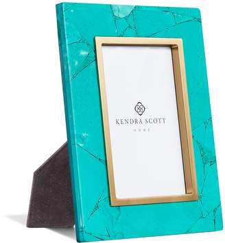Kendra Scott Stone Picture Frame 4x6