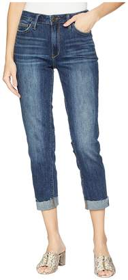b07f2ad0a at Zappos · Sam Edelman The Mary Jane High-Rise Straight Crop in Rae Women s  Jeans