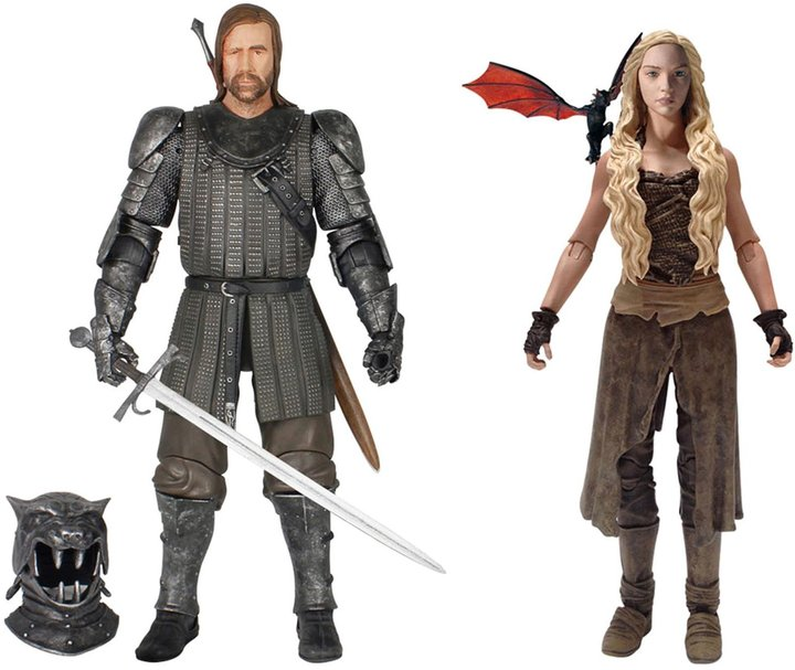 Funko Game of Thrones Legacy Collection: Daenerys and The Hound