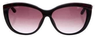 Just Cavalli Gradient Cat-Eye Sunglasses