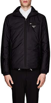 Prada Men's Padded Nylon Jacket - Black