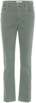 Etoile Isabel Marant Isabel Marant, étoile Fliff straight-leg jeans
