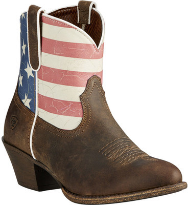 Women's Ariat Old Glory Gracie Cowgirl Boot