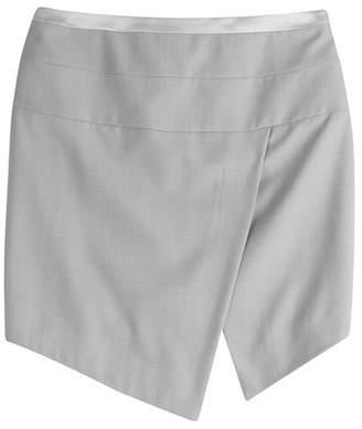 Alexandre Vauthier Asymmetric Mini Skirt