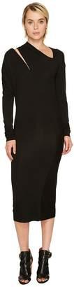 Vivienne Westwood Timans Long Sleeve Dress Women's Dress