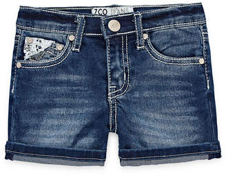 ZCO JEANS Jeans Denim Shorts - Big Kid Girls