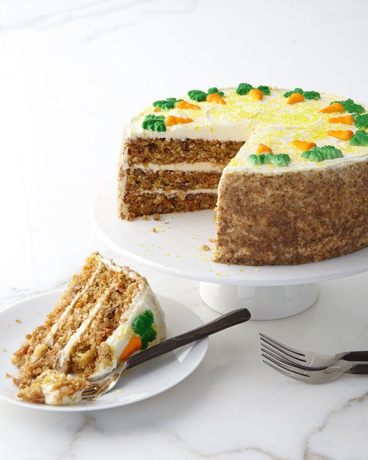 Horchow Dino's 24Karrot Carrot Cake
