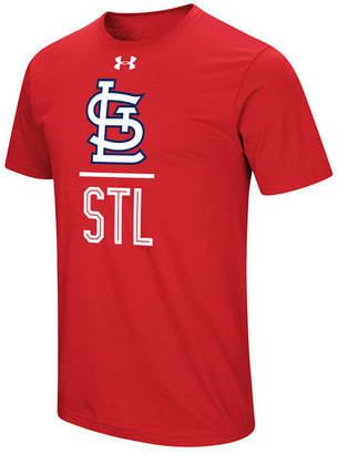 Under Armour Men's St. Louis Cardinals Performance Slash T-Shirt