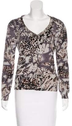 Dolce & Gabbana Embellished Knit Cardigan