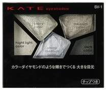 Kanebo KATE Colorshas Diamond SV-1 / Eye Shadow by