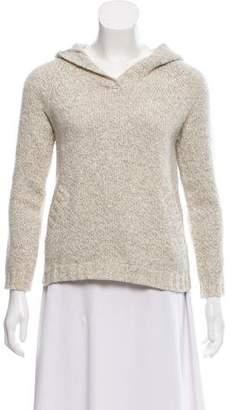 Max Mara Weekend Long Sleeve Hooded Sweater