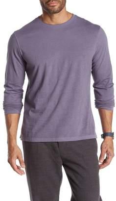 Robert Barakett Crew Neck Long Sleeve Shirt
