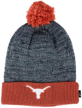 Nike Texas Longhorns Heather Pom Knit Hat