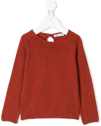 Knot basic knitted jumper