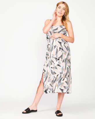 Adelaide Blouson Nursing Dress