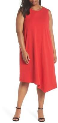 Nic+Zoe Sweet Escape Tank Dress (Plus Size)