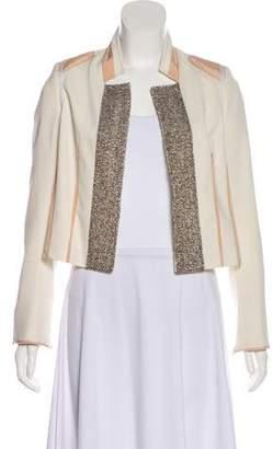 Prada Embellished Evening Jacket