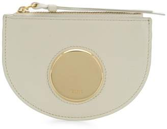 Chloé round shaped wallet