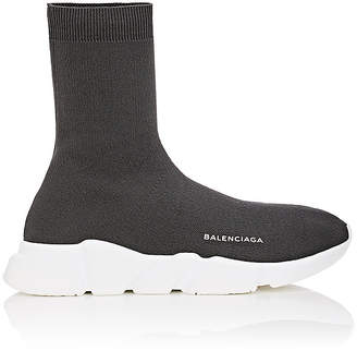 Balenciaga Men's Speed Knit Sneakers $650 thestylecure.com