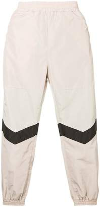 Pinko panelled track pants