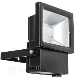 LED-Außenstrahler Theoni, warmweiß