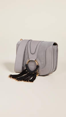 See by Chloe Hana Medium Fringe Saddle Bag