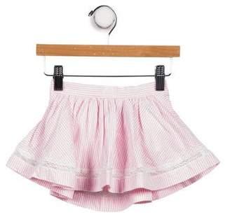 Ralph Lauren Girls' Striped Mini Skirt w/ Tags