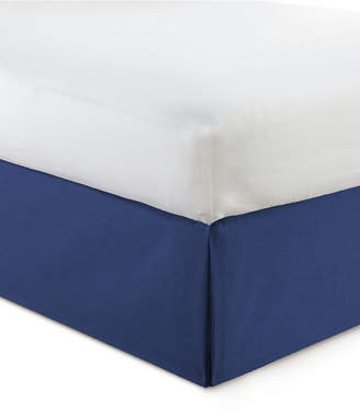 """Colcha Linens Cambric Bedskirt with 15""""-California King Bedding"""