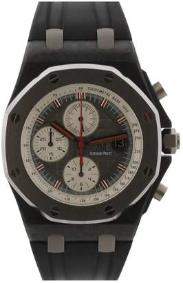 Audemars Piguet Royal Oak Offshore Silver Steel Watches